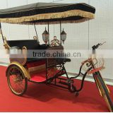 electric tricycle/rickshaw for passenger