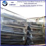 Heavy Duty Scale metal storage cage wire pallet containerand Type