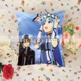 Custom sword art online China pillow supplier printing , customize printed sword art online China pillow supplier