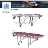 automatic loading stretcher for funeral transfer,funeral transport stretcher,mortuary stretcher