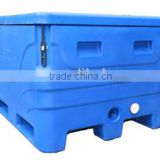 Insulated Fish Tubs , Insulated Container , Fish Holding bins