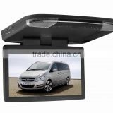 Bus TV monitor with USB SD MP5 FM IR transmitter wireless game TV 15.6 inch or 16.4 inch