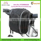 Customized Good Quality Cycling Bicycle Handlebar Waterproof Bike Bag
