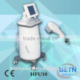 High intensity ultrasound 400w Face Lifting Machine / Skin Tightening Equipment 230v 50hz
