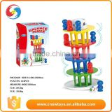 Hot gift Educational Brain games toys plastic balance tower children toys School