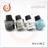 Mutation xs e cigs vapor express atomizer blue/white/black/sliver 4 colors mutation x s rda v4 mini atomizer