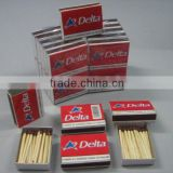 fosforos safety match box supply from India