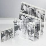 Hot sale acrylic photos souvenir birth
