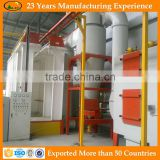 Cheap Metal chairs electrostatic powder coating spray Booth