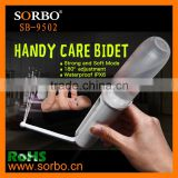 2016 New Design Portable Handheld Bidet Plastic Electronic Bidet
