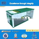 China alibaba modular kit house, China supplier galvanized camping cabins, Made in china prefabricated metal building
