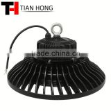 240 watt UFO led high bay lighting fixture circle Basketball court light LED fixture with silver color
