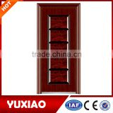 china supplier house steel main door design with high quality