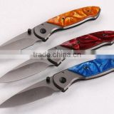 OEM Survival Folding Knife Outdoor Knives Hunting Pocket Knife