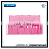 26pcs Small Pink Rolling Tool Set Lady Tool Bag