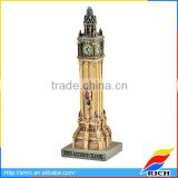 The Albert Memorial Clock design polyresin miniatures of buildings