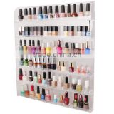 wholesale acrylic fingernail polish holder wall