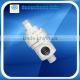 PN16 PN25 high pressure double channel male threaded union pipe fitting oil swivel joints