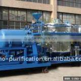 engine car mobile truck disposal oil&hydralic oil purifier recycling refinery plant