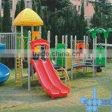 New design Exciting cheap play ground expo equipment
