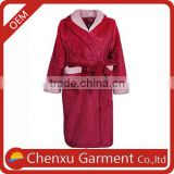 fancy robes adult christmas pajamas long winter dressing gowns
