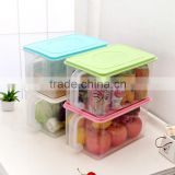 Sealed Crisper Refrigerator Food Storage Box Preservation Box Eco-friendly Plastic Food Container