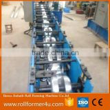 Galvanized steel Downpipe Roll Forming Machine made in China