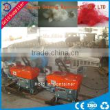 waste fabric blending fiber cotton tearing recycling machine