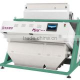 China Manufachturer High Luminance LED resource CCD Hons+ broad bean seeds color sorter machinery