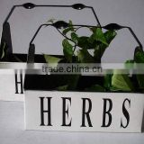 Herb Planters