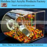 China manufacturer wholesale acrylic chocolate candy box and chocolate box