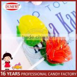 Colorful Flower Stick Candy Rose Lollipops