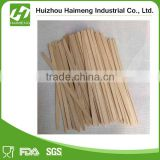 wholesale 140 mm coffee stirrer in china Hot selling wooden individual 140 mm coffee stirrer