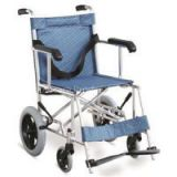#JL836LB – 20 lbs. Ultralight Transport Wheelchair With 12\