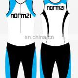 Hot sale Custom made school youth triathlon suit professional design teenage tri suit wholesale