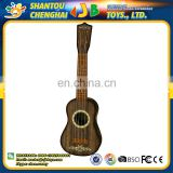 Factory direct sales plastic classic acoustic toy bass guitar for kids
