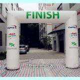 Sport Start and Finish Line Inflatable Arch for Custom