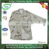 Fast Shippment Factory OEM Army Tactical BDU Camouflage Military Uniform/Woodland Battle Dress Uniform