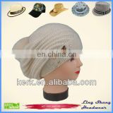LSA83 Ningbo LingshangHigh Quality Latest Style women's european style unique winter hats
