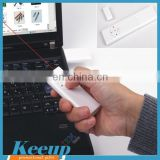 Logo printed usb wireless Laser pointer with remote control