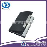 New china products for sale name card holder,name card holder metal pu
