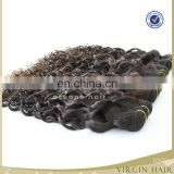 Top grade wholesale aliexpress aaa quality remy hair extension loose curly indian remy hair