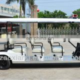Brand New cheap electric golf cart for sale with 12 seater design