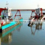 "3500m3/h 16"" Floating Dredger"