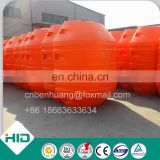 Floater Matched with Pipeline for HID sand dredger