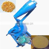 High efficiency automatic peanut shell crusher grain shell crushing machinefor fodder