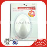 self adhesive heavy duty plastic hook for hanging bag