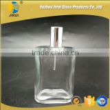 100ml fragrance perfume glass bottle with sprayer