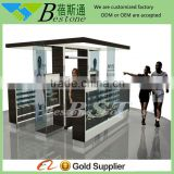 Modern shopping mall used sunglasses display kiosk for sale                                                                         Quality Choice