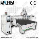 High precision CNC woodworking engraving machine with ATC BCM1325D processing centre